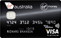 Virgin Australia Velocity High Flyer Card.