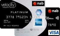 the NAB Velocity Rewards Card.