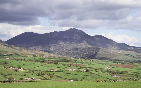 Mourne Mountains, Northern Ireland, were the home of the Dothraki in Game of Thrones.