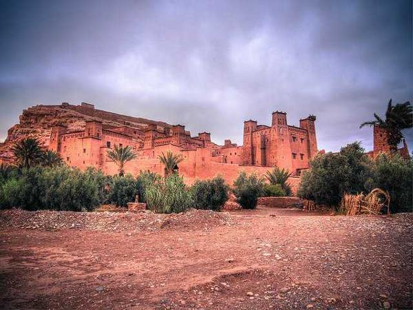 Aït Benhaddou, Morocco is the site of the city of Yunkai in Game Of Thrones.