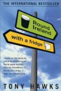 Round Ireland with a Fridge is about a man who travels with a refrigerator.