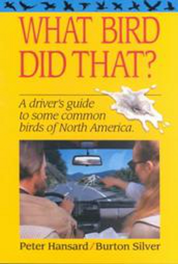 What Bird Did That? helps drivers identify