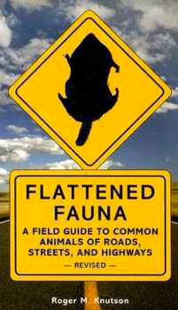 """Flattened Fauna is a """"field guide"""" to common animals that get squished on highways."""