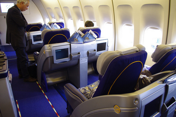 How To Make Your Long Haul Flight More Comfortable
