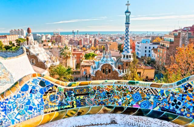 Cheap Flights To Barcelona  Spain  Return Flights  From