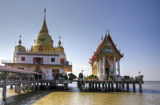 Flights To Bangkok From 181 Return Minimum 2 Passengers