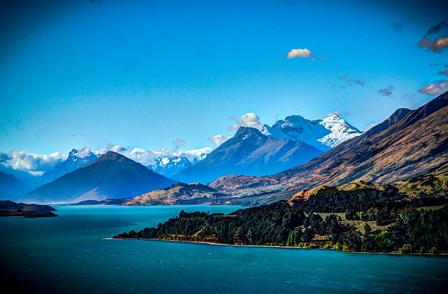 Cheap Flights To Queenstown New Zealand Return Flights